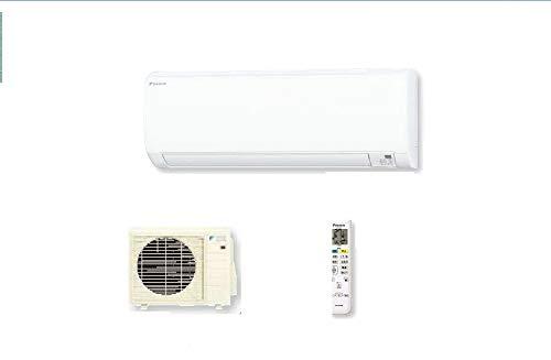 ダイキン Eシリーズ ルームエアコン 18畳用 室内電源タイプ 単200V-20A ホワイト S56XTEP-W