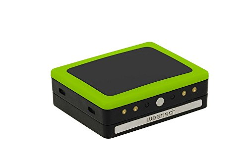 Weenect WEPETS - Localizador GPS para Mascotas, Color Negro