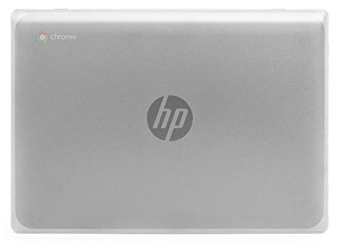 mCover Hard Shell Case for New 2020 11.6' HP Chromebook 11 G8 EE laptops (Clear)