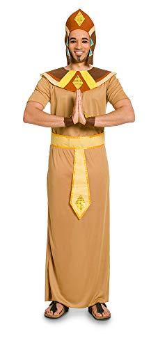 Folat 63353–Disfraz Egipcios para Adultos, 5Piezas