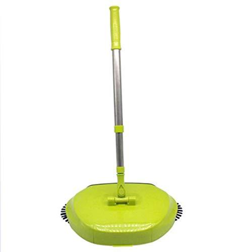 EASON Kehrmaschine, Zauberbesen Kehrschaufel Hand Push-Typ Kehrmaschine Werkzeuge zur Haushaltsreinigung Paket Handkehrmaschine Werkzeuge