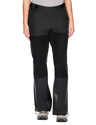 Jack Wolfskin Damen The Humboldt Pants Women Hose, Black, 38