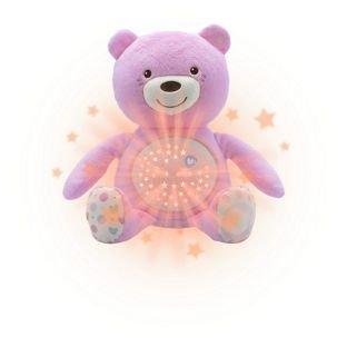 Chicco First Dreams Baby Bear Projecteur de nuit Rose
