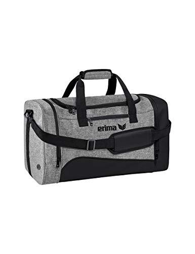 Erima Club 1900 2.0 Tasche, schwarz/Grau Melange, S