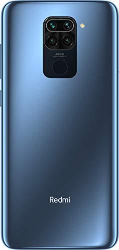 "Xiaomi Redmi Note 9 Smartphone 3GB 64GB 48MP Quad Kamera Hotshot 6.53"" FHD+ DotDisplay 5020 mAh 3.5mm Headphone Jack NFC Grau - 2"