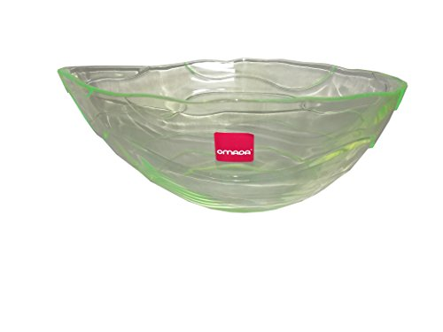 Omada Bol 31 x 26,5 x 11 cm Oyster Vert
