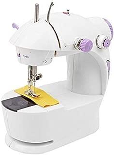 SHISHAAA Mini Portable Sewing Machine for Home Tailoring, Sewing Machines, Mini Sewing Machine for Home, Sewing Machine Mini, Hand Machine for Stitching, Hand Sewing Machine Mini
