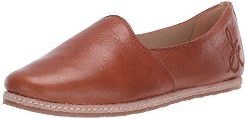 Sam Edelman Everie Loafer Flat, Whiskey Leather, 8 M US