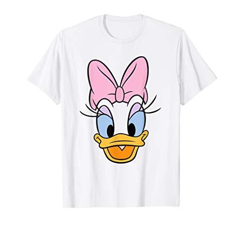 Disney Daisy Duck Big Face T-Shirt