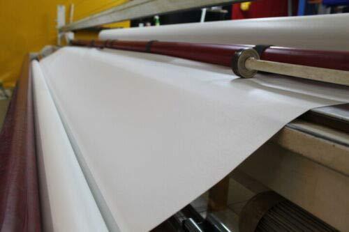 Premium PVC Plane, Abdeckplane, LKW-Plane, Schutzplane, 510 g/m², 5m breit, wetterfest, wetter- und reißfest (5m x 5,00m)