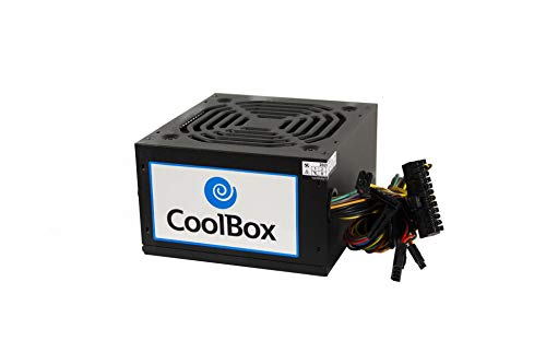 CoolBox Basic 500GR ATX alimentatore per computer 500 W Nero