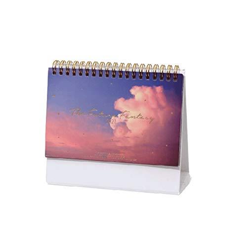 Calendario de Escritorio 2021 Dask serie de calendario calendario de escritorio de...