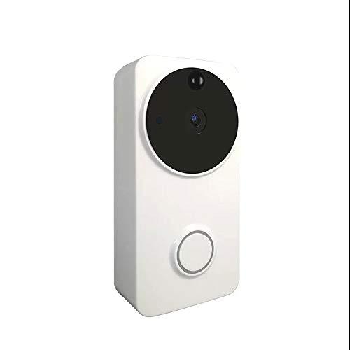Grote haai deurbel - Draadloze Smart Deurbel, WiFi Video Deurbel, 720P HD Beveiligingscamera, Bewegingsdetectie