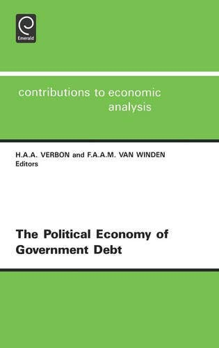 [(The Political Economy of Government Debt: Symposium : Revised Papers )] [Author: H.A.A. Verbon] [Jul-1993]