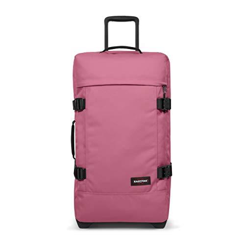 Eastpak Tranverz M Valigia, 67 cm, 78 L, Rosa (Salty Pink)