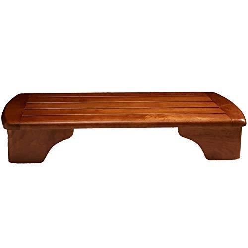 yjll handgemaakte massief hout stap krukje voet keuken krukken bed stappen kleine stap ladder badkamer krukken