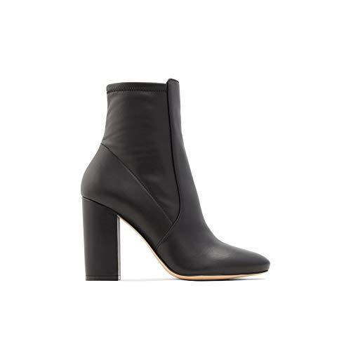 ALDO Women's Aurella Ankle Boot, Black, 9