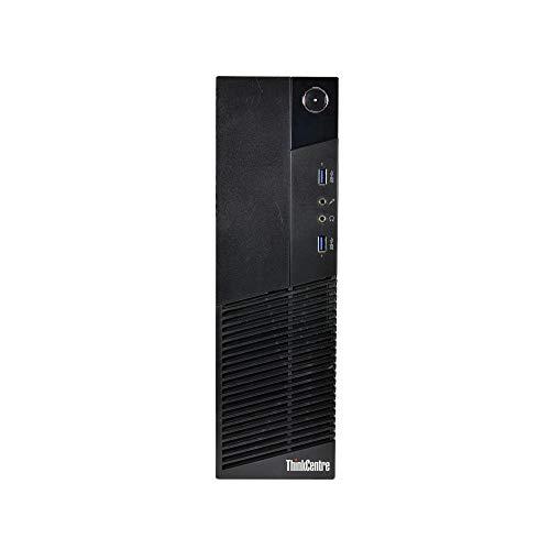 Lenovo M93P SFF, Core i5-4570 3.2GHz, 8GB RAM, 500GB Hard Drive, NO ODD, Windows 10 Pro 64bit (Renewed)