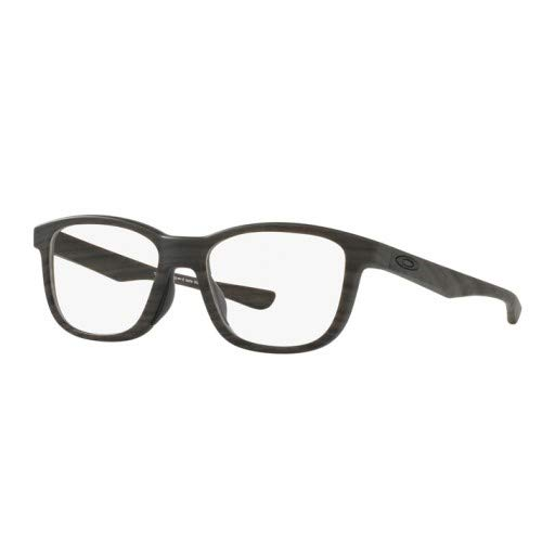 Oakley Cross Step Radiation Safety X-Ray Imaging Glasses - 0.75 mm Lead Glass (Matte Woodgrain w/Anti-Reflective Coating 0.75mm Lead Glass)