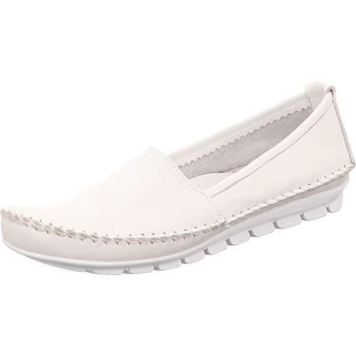 Gemini Damen Slipper 3122-01-001 weiß 465570