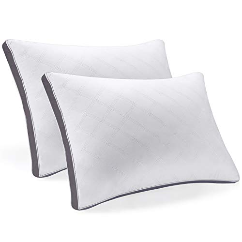 SEPOVEDA Sleeping Pillows,Pack of 2, Ultrabounce Pillow for Neck Pain