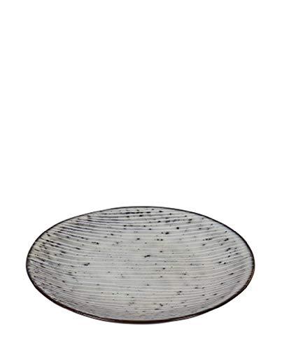Broste Teller Nordic Sea 15 cm Steingut grau