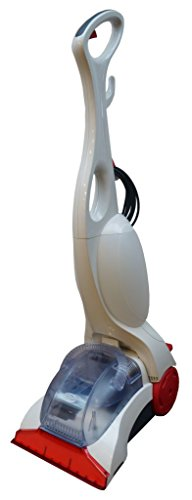 Aqua Laser Waschsauger / Teppichreiniger, Farbe:rot