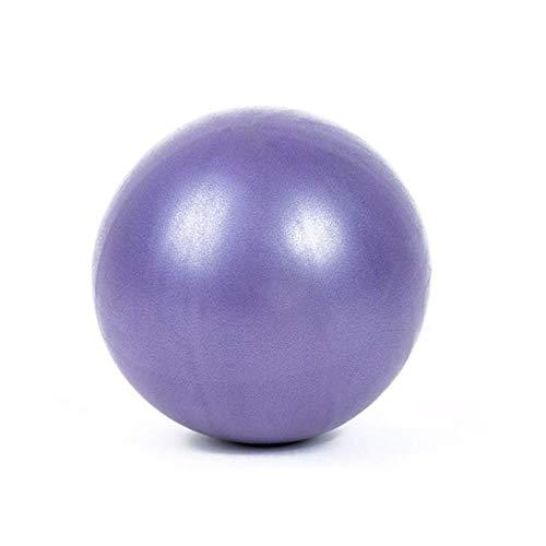 ADHG - Pelota de pilates suave de 25 cm – Mini pelota de gimnasia para ejercicios de equilibrio, gimnasia, yoga, fitness, entrenamiento en interiores