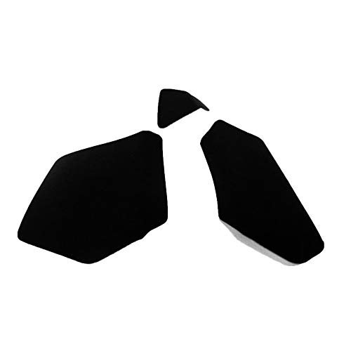 Mouse Side Cover Anti-Paste Side Grip for Rival 600 Rival 650 Gaming Mouse