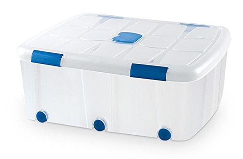 Plastic Forte Caja de Ordenación N 15 100 Litros