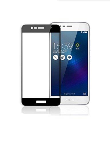 Compatible Para Asus Zenfone 3 Max ZC520TL X008D pantalla (5.2) película transparente 3D Full Touch Screen templado protector antigolpes pantalla 9H transparente táctil protección