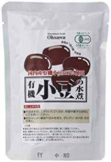 有機小豆の水煮×14個 JAN:4932828006130