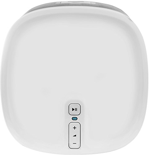 2 Room Starter Set I 2 Sonos PLAY:1 Smart Speaker (weiß) - 4