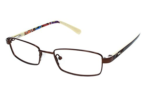 Nickelodeon Teenage Mutant Ninja Turtles Ninjutsu Childrens Eyeglass Frames - Brown