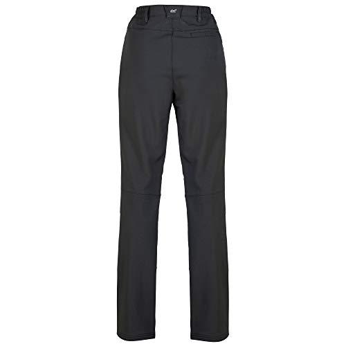 Regatta Damen Fenton Wasserabweisend und Windabweisend Softshell Regular Leg Hose XL Navy