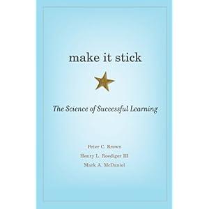Make It Stick Kindle Edition