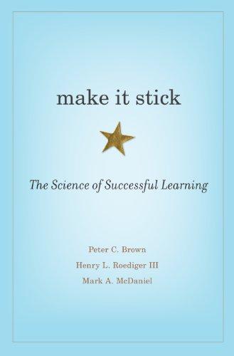Make It Stick (English Edition)
