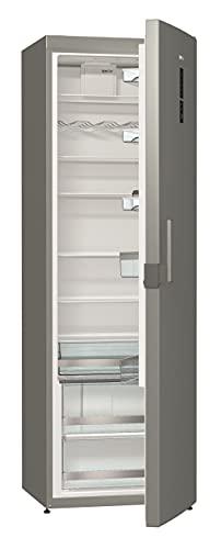 Gorenje R 6193 LX Kühlschrank / Höhe 185 cm / Kühlen 368 L / DynamicCooling-Funktion / Anti-Fingerprint
