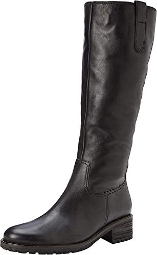 Gabor Shoes Damen Comfort Basic Stiefeletten, Schwarz (Schwarz 90), 39 EU