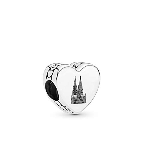 Cologne Cathedral - Charm in argento
