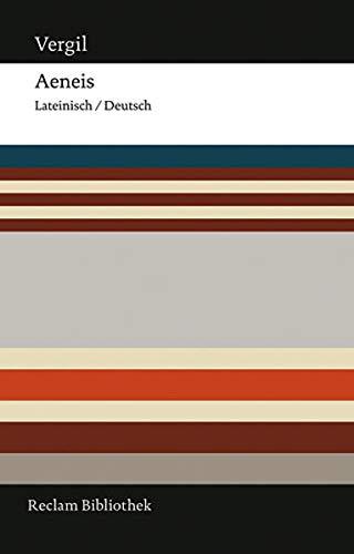Aeneis: Lat. /Dt. (Reclam Bibliothek)