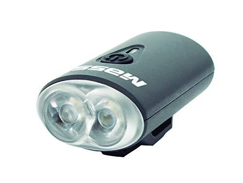 Massi GAO - Luz compacta de alta potencia, 120 lumens, cargador USB, 4 modos