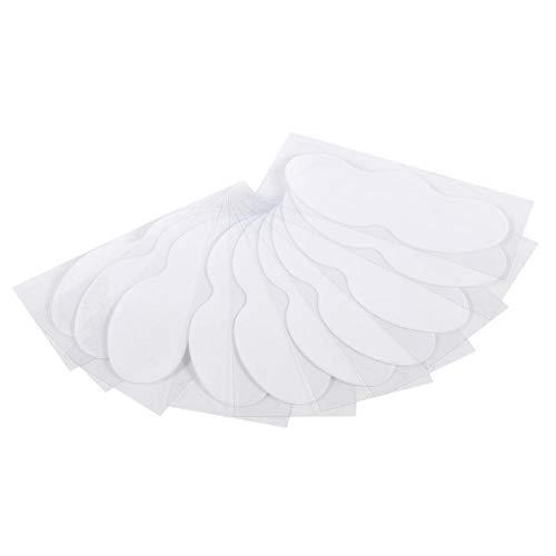 10 pièces/sac de bandes de nettoyage de pores de nez Blackhead Ance Remover Cleaner Patch pour le nez de nettoyage en profondeur(blanc)