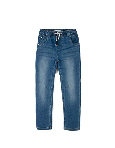 ZIPPY ZB0402_469_1 Jeans, Medium Blue Denim, 13/14 para Niños