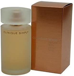 Clinique Simply Eau De Parfum Spray for Women, 1.7 Ounce