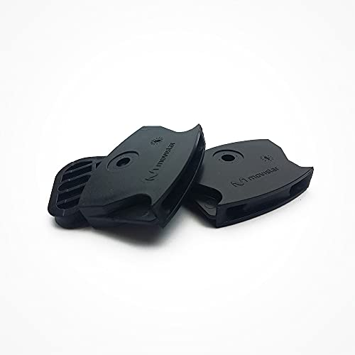 Retenedor Silex para cables de Fibra Optica sin logo, neutro, modelo RFO-02. Pack 10 Uds