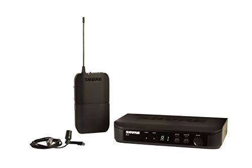 シュアー SHURE BLX14J CVL-JB プレゼンターワイヤレスシステムセット ワイヤレスマイク