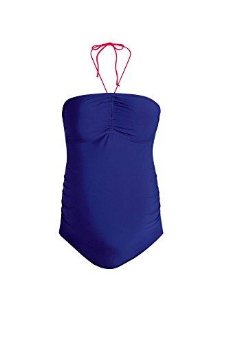Anita - Maillot de Bain de Grossesse 9522 - Femme Bleu-Violet FR 40 C