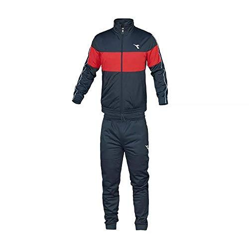 Diadora Sport Herren 102173610Light PL FC Manschette Anzug M Blu Corsaro