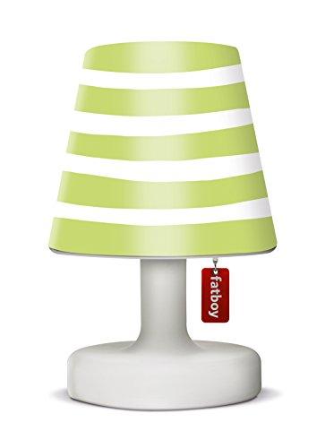 Fatboy® Edison the Petit + Cooper Cappie mr green | Tischlampe / Outdoor Lampe / Nachttischlampe | Kabellos & per USB Aufladbar